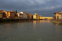 Ponte Vecchio Photo stock
