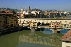 Ponte Vecchio Imagenes de archivo