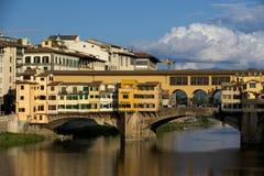 Ponte Vecchio 免版税库存照片