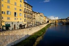 Ponte Vecchio 库存照片