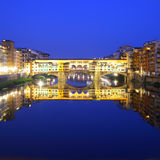 Ponte Vecchio Fotografia de Stock