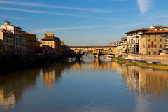 Ponte Vecchio Стоковое фото RF