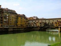 Ponte Vecchio Stockfoto