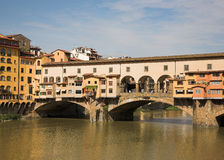 Ponte Vecchio Stock Foto