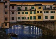 Ponte Vecchio Photo libre de droits