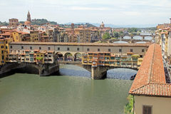 Ponte Vecchio Стоковая Фотография RF