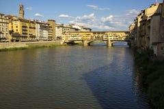 Ponte Vecchio Στοκ Φωτογραφία