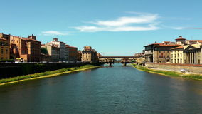 Ponte Vecchio video estoque