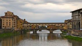 Ponte Vecchio Стоковые Изображения
