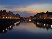 Ponte Vecchio Стоковые Фото