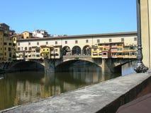 Ponte Vecchio Стоковая Фотография