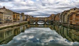 Ponte Vecchio Images libres de droits