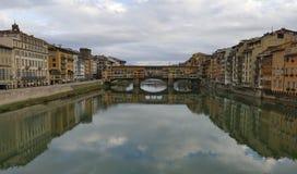 Ponte Vecchio Lizenzfreies Stockbild