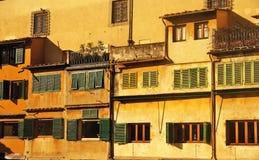Ponte Vecchio Fotografía de archivo
