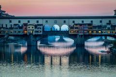 Ponte Vecchio Images stock