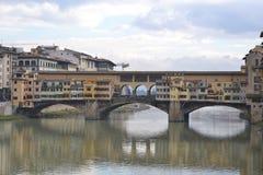 Ponte Vecchio Stock Fotografie