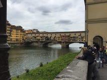 Ponte Vecchio obrazy royalty free
