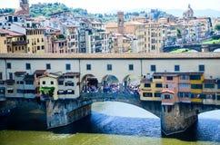 Ponte Vecchio Obraz Stock