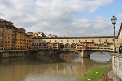 Ponte Vecchio Bridge Royalty Free Stock Images