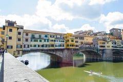 Ponte Vecchio bridge Royalty Free Stock Photos