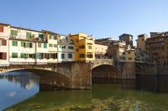Ponte Vecchio bridge Royalty Free Stock Photography
