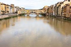 Ponte Vecchio Bridge Royalty Free Stock Image
