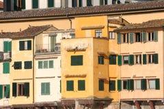 Ponte Vecchio Details Stock Photography