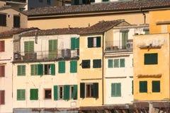 Ponte Vecchio Details Stock Image