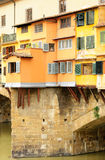 Ponte Vecchio elements, Florence, Italy Stock Photos