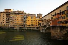 Ponte Vecchio Firenze Fotografia Stock Libera da Diritti