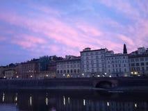 Ponte Vecchio стоковые фотографии rf