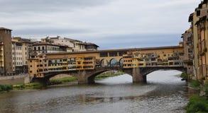 Ponte Vecchio in Florance, Italien lizenzfreie stockfotografie