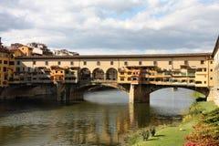 Ponte Vecchio, Florence Stock Images