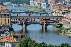 Ponte Vecchio, Florence royalty free stock photography