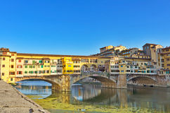 Ponte Vecchio, Florence Stock Photos