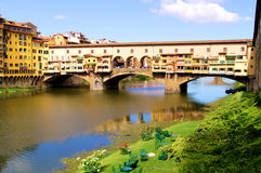 Ponte Vecchio, Florence Royalty Free Stock Photo