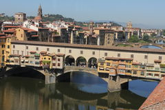 Ponte Vecchio, Florence Royalty-vrije Stock Fotografie