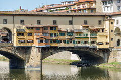 Ponte Vecchio Florence Photo stock