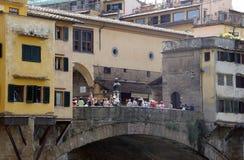 Ponte Vecchio, Florence Stock Afbeeldingen