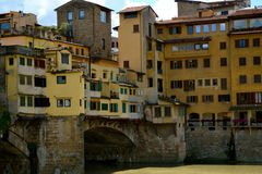 Ponte Vecchio Florence Stock Photography