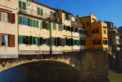 Ponte Vecchio, Florence Royalty Free Stock Photos