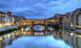 Ponte vecchio, Florence, Firenze, Italia Royalty Free Stock Photos