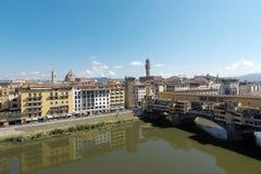 Ponte Vecchio, Florence Italy fotos de archivo