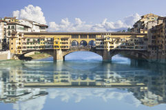 Ponte Vecchio, Florence, Italy Royalty Free Stock Image