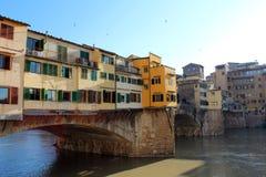 Ponte Vecchio, Florence, Italy Stock Image