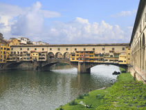 Ponte Vecchio Florence, Italy Royalty Free Stock Photography