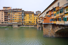 Ponte Vecchio. Florence, Italy Stock Photo