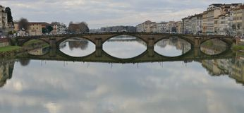 From Ponte vecchio Stock Photography