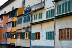 Ponte Vecchio Florence Italy Stock Photography