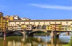 Ponte Vecchio Florence, Italy Stock Photos